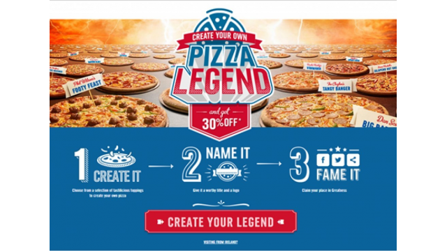 Pizza Legends create your legend